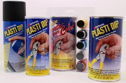 tipos de plastidip existentes