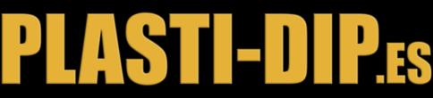 logotipo de vinilo liquido plastidip