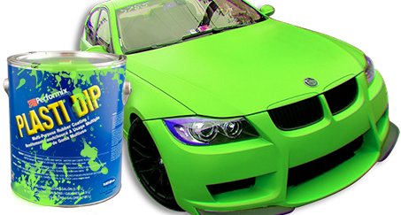 pintar coches plastidip