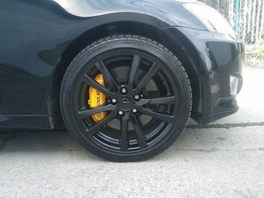 How Much Does It Cost To Have Car Rims Painted