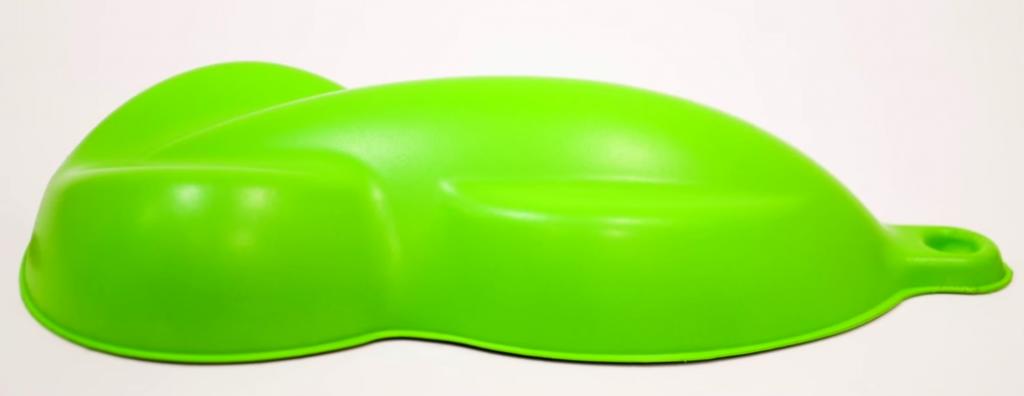 Vinilo líquido plastidip Classic Muscle car color sublime green