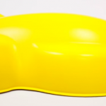 Vinilo líquido plastidip Classic Muscle car color yellow daytona