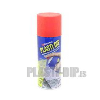 vinilo líquido plastidip en spray rojo