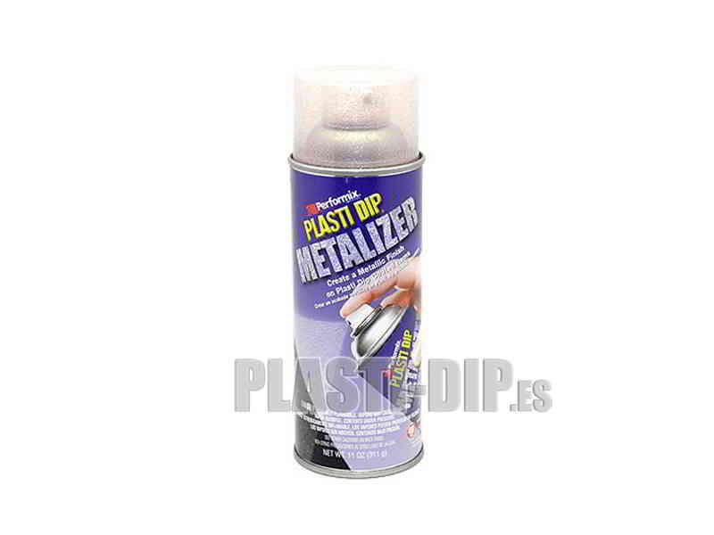 Plastidip Vinilo l�quido Spray Efecto Rojo Met�lico