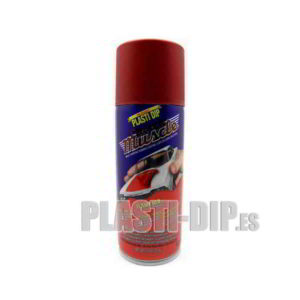 vinilo líquido plastidip metalizado en spray