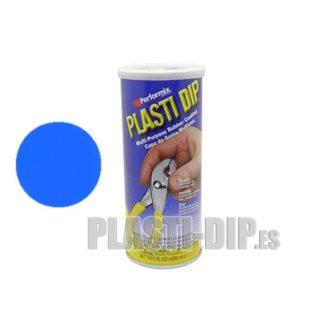 goma líquida plastidip azul