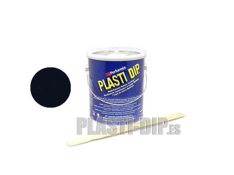 Plastidip Goma L�quida Negro/Azul Mate (3Kg/3.78L) formato USA