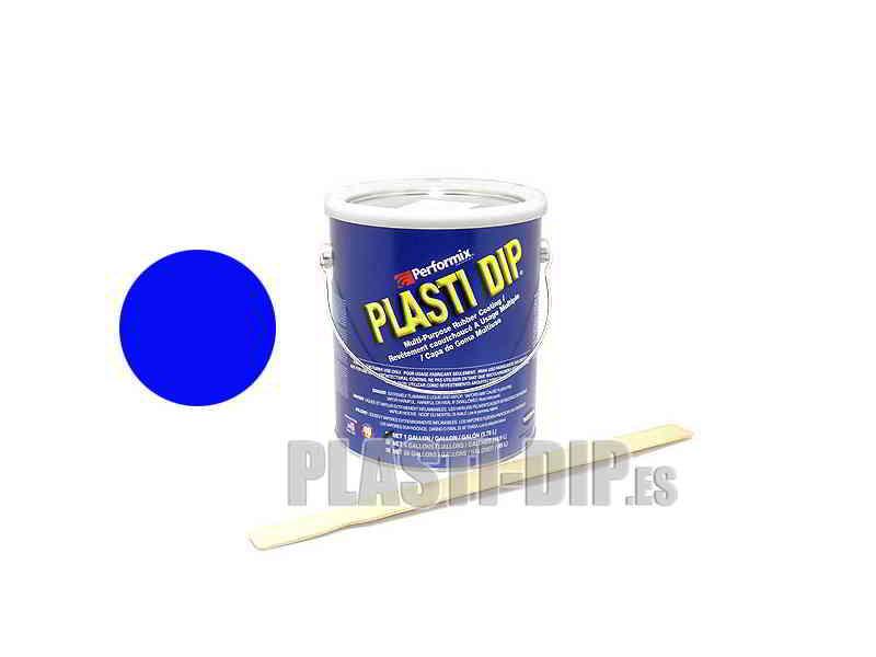 Plastidip Goma L�quida Azul Mate (3Kg/3.78L) formato USA