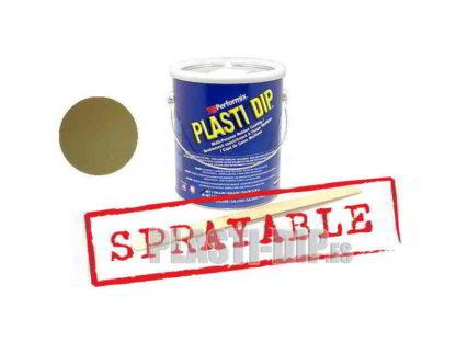 plastidip acabado metál oro tamaño industrial