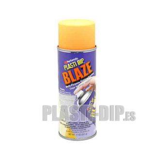 vinilo líquido plastidip naranja fluor