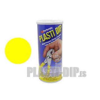goma líquida plastidip amarillo