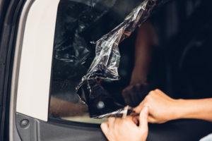Proteger tu intimidad con vinilo líquido incoloro