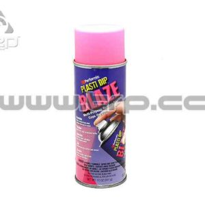 Plastidip Goma protectora en Spray ROSA FLUOR mate