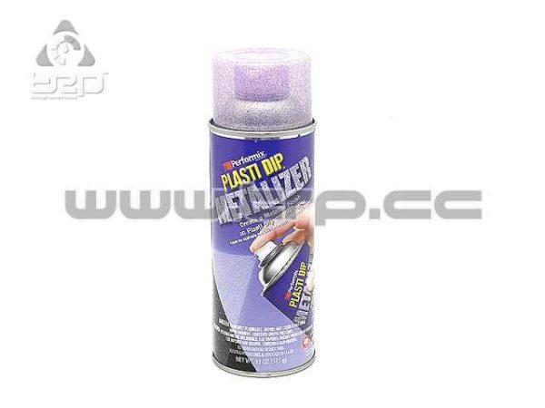 Plastidip Goma líquida Spray Efecto violeta metálico