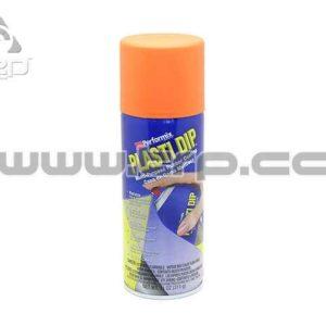Plastidip Goma líquida Spray Naranja Mandarina
