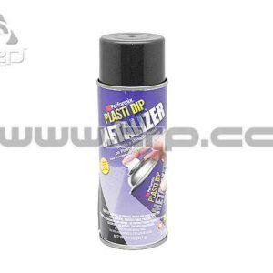 Plastidip Goma líquida Spray Efecto Grafito Metálico Perlado