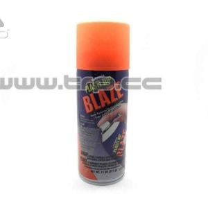 Plastidip Vinilo líquido Naranja Cono Fluorescente