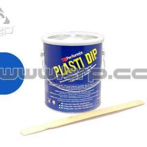 Plastidip Goma Líquida Flex/Azul Mate (3Kg/3.78L) formato USA