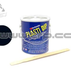 Plastidip Goma Líquida Negro/Azul Mate (3Kg/3.78L) formato USA