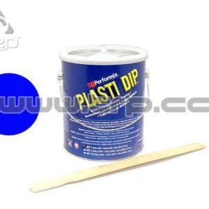 Plastidip Goma Líquida Azul Mate (3Kg/3.78L) formato USA