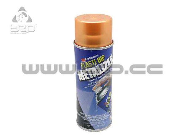 Plastidip Goma protectora en Spray EFECTO COBRE METAL