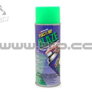 Plastidip Goma protectora Spray Verde Fluor