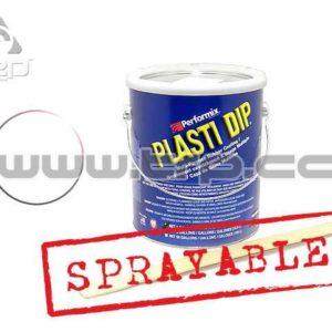 Plastidip Efecto Acabado Brillo (3Kg/3.78L) Ready Spray