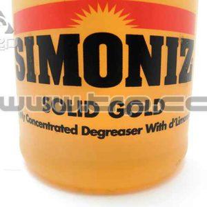 Simoniz Desengrasante Solid Gold