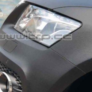 Vinilo Negro Mate para Car Wrapping calidad extrema (precio por cm)
