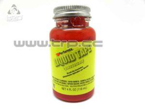 Plastidip Aislante eléctrico líquido (Electrical) Rojo 118g