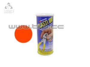 Plastidip goma líquida Naranja Fluorescente (429ml)