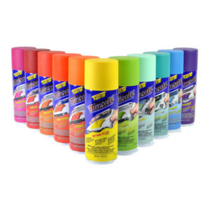Colores básicos Plasti-Dip, de la familia Muscle Classic