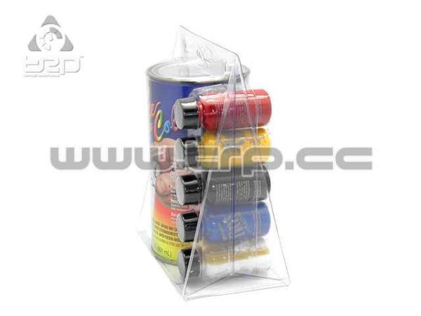Plastidip Goma protectora Crea Tu Color (5 tintas) 650ml